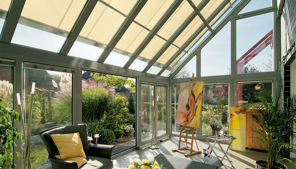 awnings for conservatories