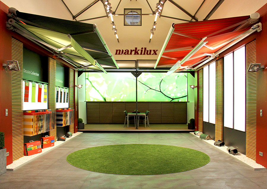 markilux showroom